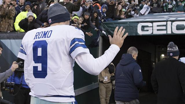 The Cowboys will reportedly release Tony Romo on Tuesday, allowing him to retire and pursue a career in TV broadcasting.