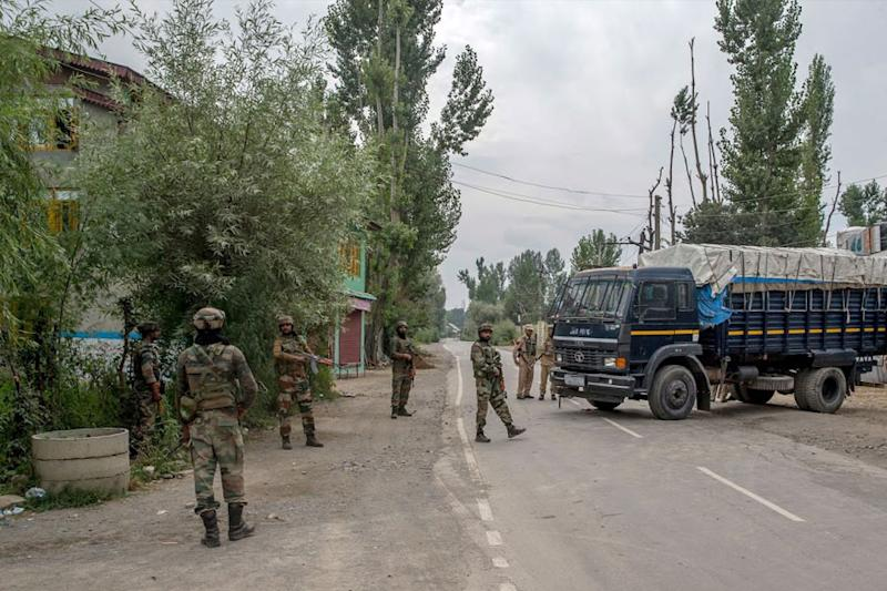 3 Militants Who Tortured and Killed Jammu and Kashmir Constable Killed in Kulgam