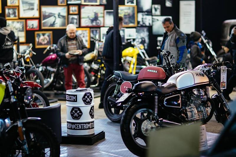 Roma, torna l'Eternal city motorcycle custom show