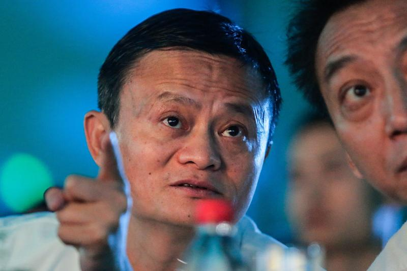 Alibaba Sizes Up Facebook, Amazon With R&D Funding Surge