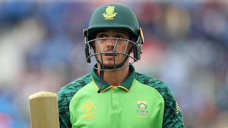 Quinton De Kock lands South Africa one-day captaincy