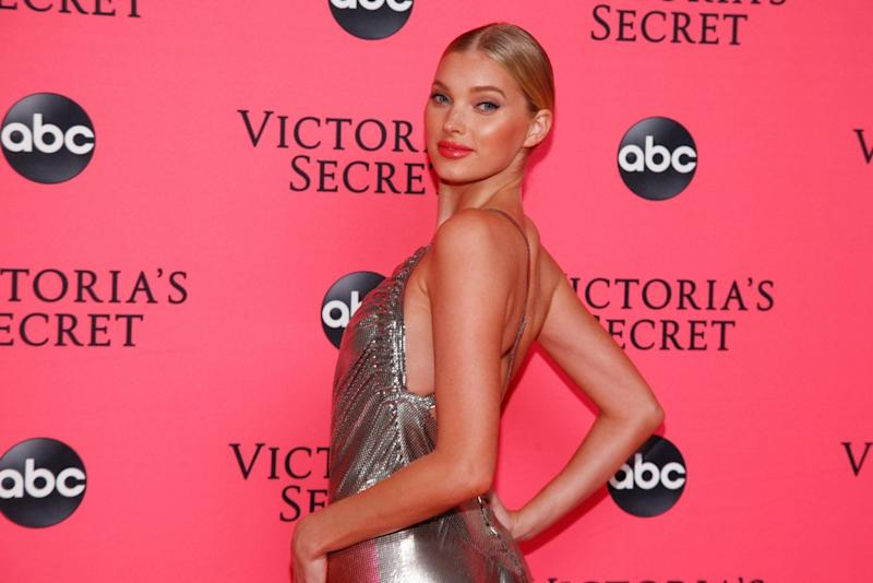 109e16f139 The Sexiest Looks From the 2018 Victoria s Secret Fashion Show Viewing Party