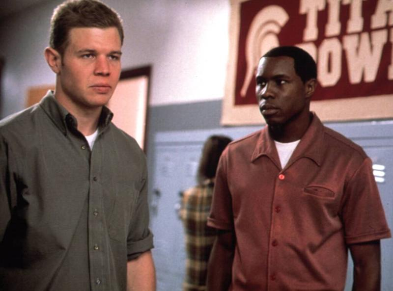 Ryan Hurst, Wood Harris, Remember The Titans