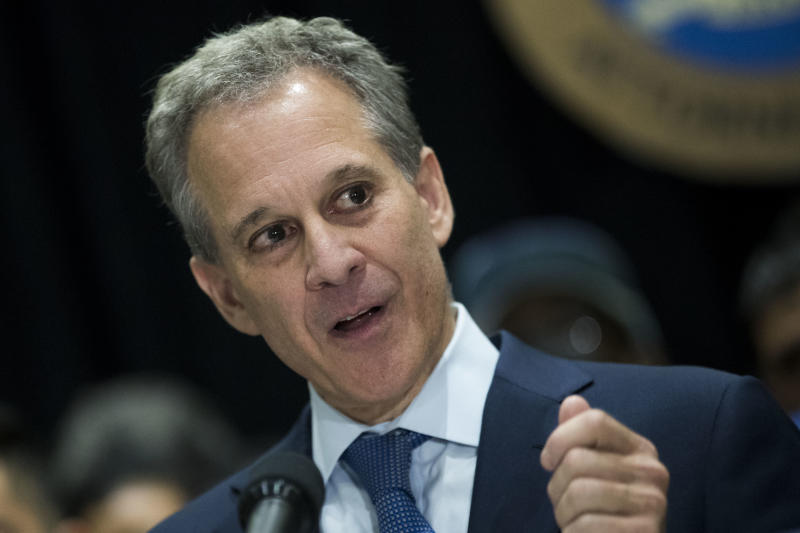 New York AG Schneiderman asks to close loophole that could let Trump pardons block state charges