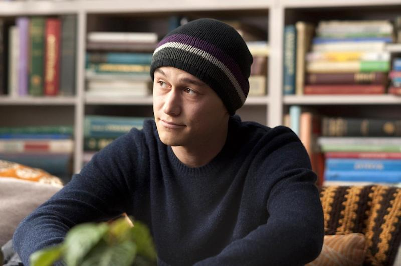 "In this film image released by Summit Entertainment, Joseph Gordon-Levitt is shown in a scene from ""50/50."" (AP Photo/Summit Entertainment,Chris Helcermanas-Benge)"
