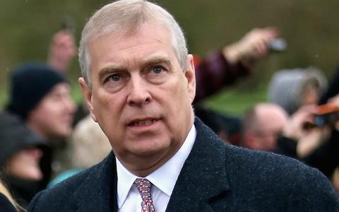 Prince Andrew, Duke of York - Credit: Chris Jackson/Getty Images