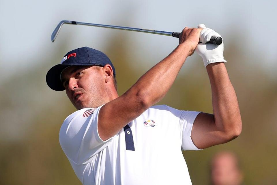 Brooks Koepka will be part of Team USA  (PA Archive)
