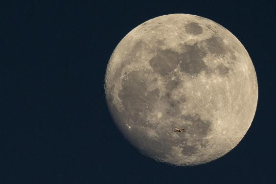 The moon is continuing to quake – but why? (Dan Kitwood/Getty)