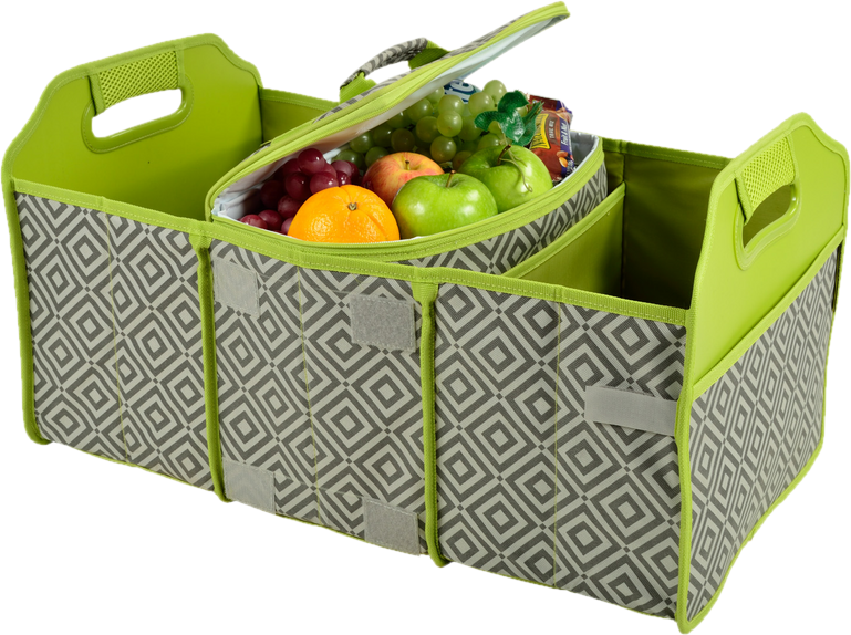 Reduce the junk in your trunk. (Photo: Wayfair)
