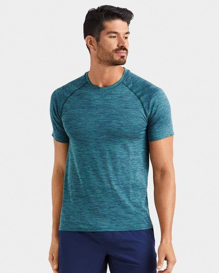 """<p><a href=""""https://go.redirectingat.com?id=74968X1596630&url=https%3A%2F%2Fwww.rhone.com%2Fproducts%2Freign-tech-short-sleeve-sale%3Fvariant%3D40560170041536%26color%3D50&sref=https%3A%2F%2Fwww.menshealth.com%2Fstyle%2Fg37405820%2Frhone-end-of-summer-sale%2F"""" rel=""""nofollow noopener"""" target=""""_blank"""" data-ylk=""""slk:BUY IT HERE"""" class=""""link rapid-noclick-resp"""">BUY IT HERE</a></p><p><del>$78</del><strong><br>$54</strong></p><p>Your gym 'fits aren't complete with performance T-shirts—and this one has body-mapped construction for breathability and features anti-odor technology. </p>"""