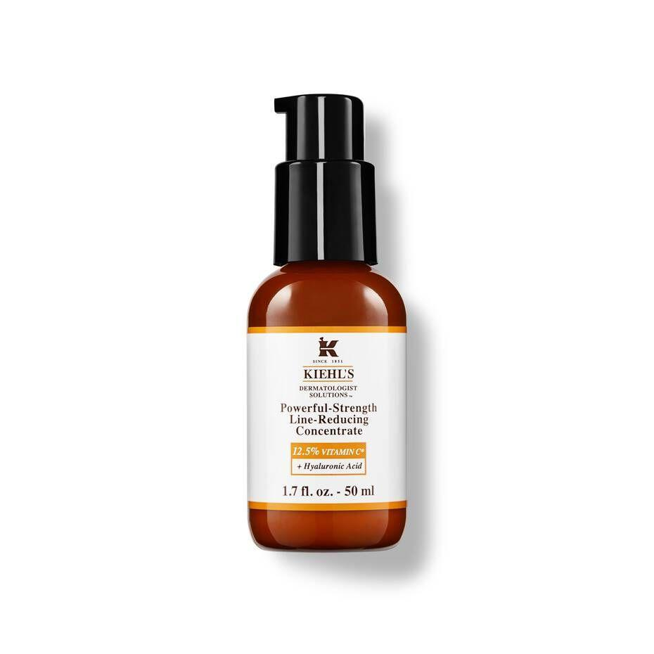 """<p>kiehls.com</p><p><strong>$70.00</strong></p><p><a href=""""https://go.redirectingat.com?id=74968X1596630&url=https%3A%2F%2Fwww.kiehls.com%2Fskincare%2Fface-serums%2Fpowerful-strength-vitamin-c-serum%2F595.html&sref=https%3A%2F%2Fwww.oprahmag.com%2Fbeauty%2Fg28640232%2Fbest-vitamin-c-serums%2F"""" rel=""""nofollow noopener"""" target=""""_blank"""" data-ylk=""""slk:SHOP NOW"""" class=""""link rapid-noclick-resp"""">SHOP NOW</a></p><p>This powerful serum is suitable for all skin types and contains a formidable duo—12.5 percent vitamin C and hyaluronic acid—to visibly reduce the appearance of fine lines, boost skin radiance and improve texture, says makeup artist <a href=""""http://www.instagram.com/tandycolada"""" rel=""""nofollow noopener"""" target=""""_blank"""" data-ylk=""""slk:Tandy Colada"""" class=""""link rapid-noclick-resp"""">Tandy Colada</a>. </p>"""