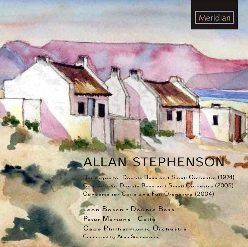 'I can't write music that is not going to sound English, even if I force myself,' Stephenson said