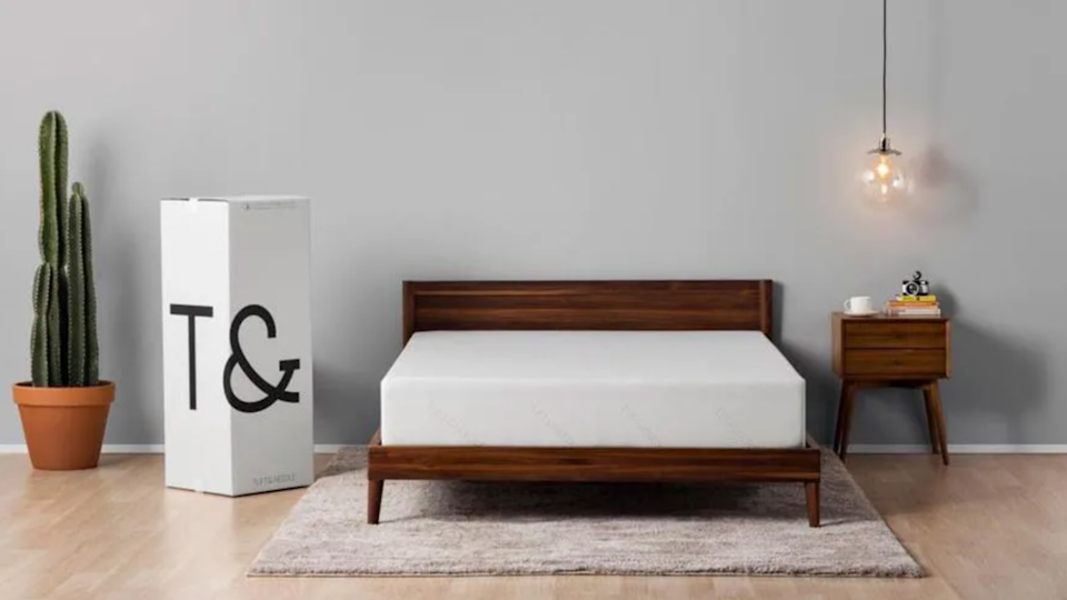 If you're looking for a lower price mattress that still packs a punch, the Tuft & Needle Original is a good option.