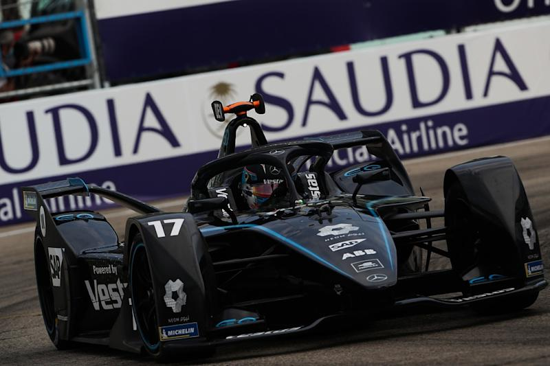 Guenther tops final Berlin FE practice for BMW