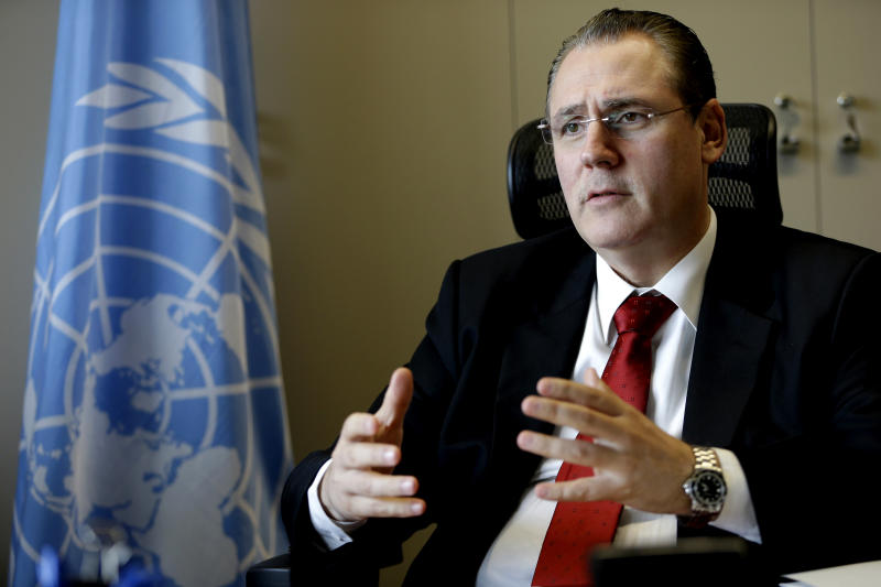 Syria ex-minister leads rebuilding plan