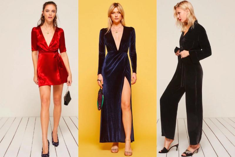 Reformation's NYE collection launched just in time to slay your company holiday party