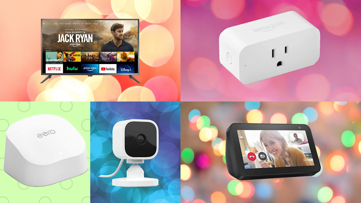 Can't wait for June 21? Amazon's early Prime Day tech deals are insane! Here are the five best! (Photo: Amazon)