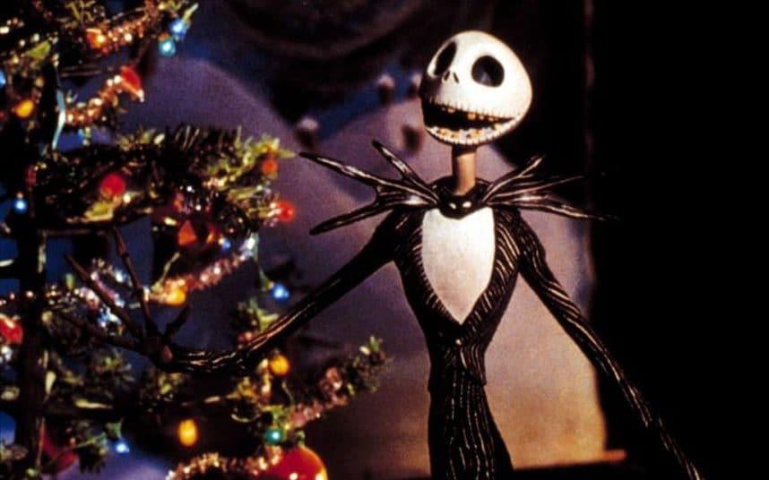 The Nightmare Before Christmas  -  Courtesy Everett Collection/REX