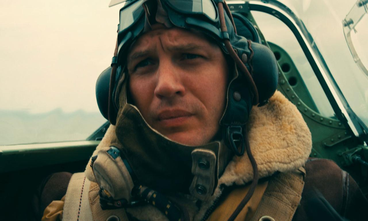 <p>Hardy's most recent collaboration with Christopher Nolan found the actor hidden beneath a mask and confined to a cramped fighter plane cockpit for nearly the entire film. That he was able to deliver such a compelling performance as Farrier under such strict conditions with just his eyebrows is a testament to his abilities. </p>