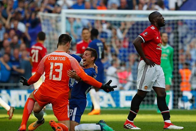 Manchester United's Jose Mourinho expected 'difficult' FA Cup Final vs Chelsea after Romelu Lukaku decision