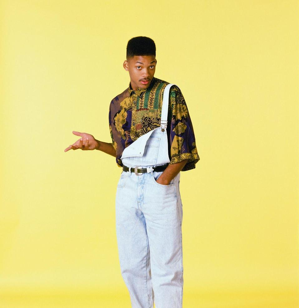 <p><em>The Fresh Prince of Bel-Air </em>launched Will into superstardom. His charm and undeniable appeal, both on the show and off, cemented Will's status as a bonafide '90s heartthrob. </p>