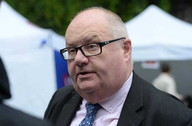 Conservative former cabinet minister Lord Pickles