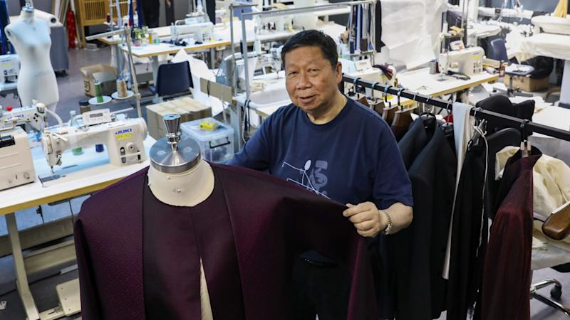 He dressed Jackie Chan, Arnold Schwarzenegger and Andy Lau - now he's guiding Chinese fashion's Made in China 2025 makeover