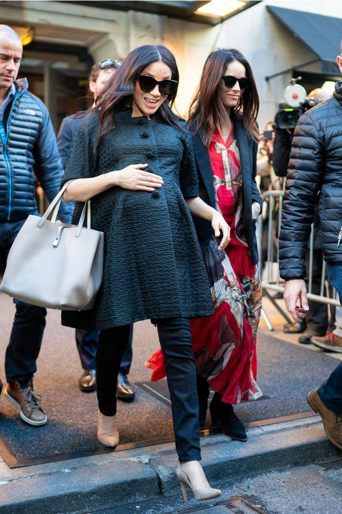 Meghan Markle and Abigail Spencer