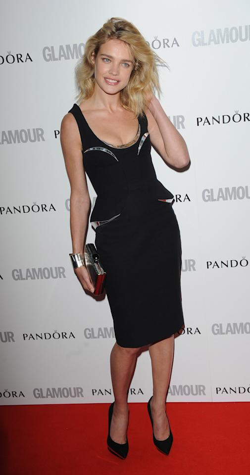 LONDON, UNITED KINGDOM - MAY 29: Natalia Vodianova attends Glamour Women of the Year Awards 2012 at Berkeley Square Gardens on May 29, 2012 in London, England. (Photo by Stuart Wilson/Getty Images)