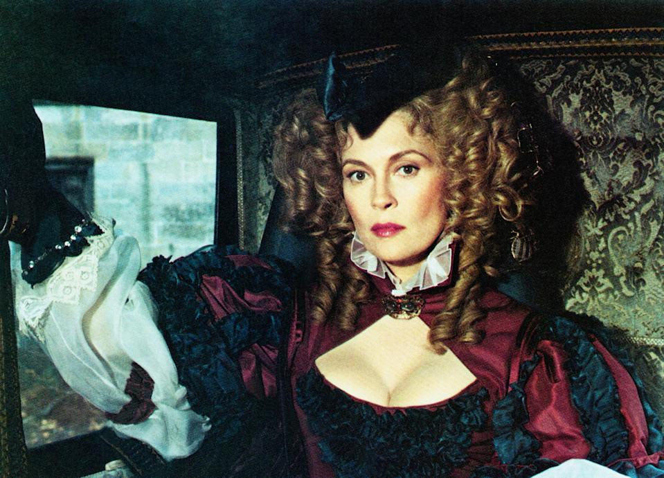 Faye Dunaway, 'The Wicked Lady' (1983) - Credit: Everett Collection