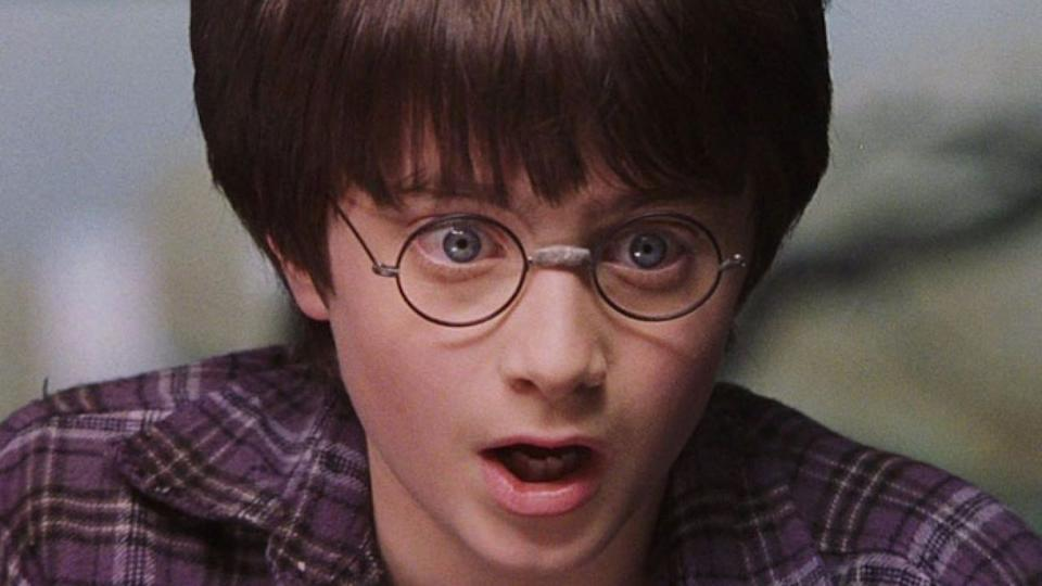 Harry Potter and the Philosopher's Stone (Credit: Warner Bros)
