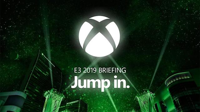 fa2818bb361 Xbox announced its E3 2019 Briefing just hours after PlayStation teased a  new console
