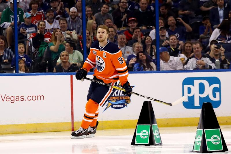 Giroux Scores, Pacific Defeats Atlantic in All-Star Game Final