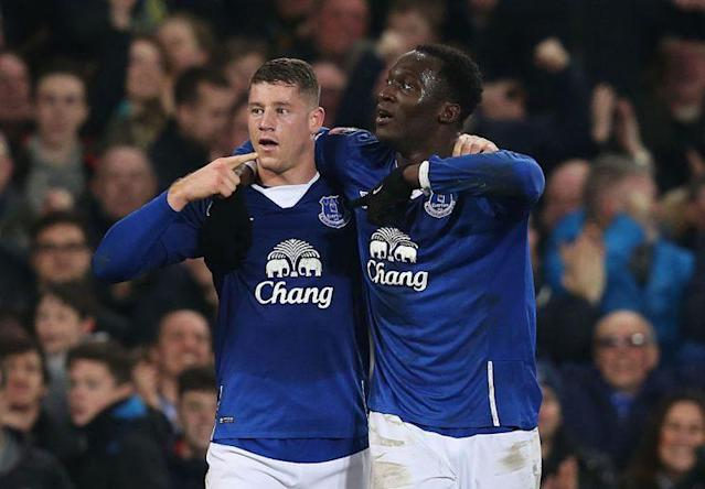 during the Emirates FA Cup sixth round match between Everton and Chelsea at Goodison Park on March 12, 2016 in Liverpool, England.