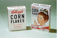 <p>You might not want to eat that box of cereal that's been hidden away for decades (for multiple reasons!), but there are collectors out there looking to buy vintage cereal boxes. Special edition boxes or cereals that are no longer in production could earn you big bucks, so now might be the time to bust out that <em>E.T.</em> cereal you've been hiding away.</p><p><strong>What it's worth: </strong>$100+ (based on rarity of cereal or box)<br></p>