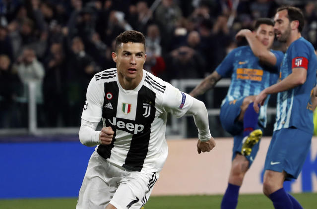 It's easy to appreciate Cristiano Ronaldo's soccer greatness. It's much harder to reconcile the ugly accusations against him. (Associated Press)