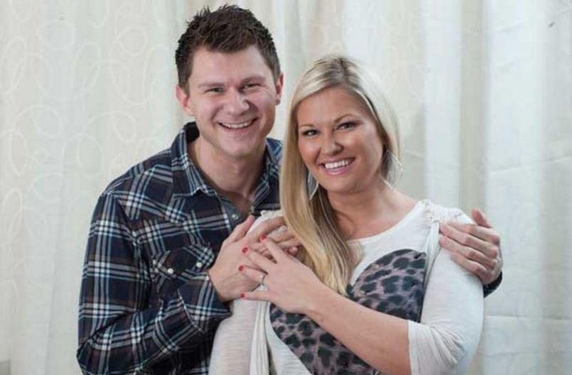 <p>Dan Nash and Dawn Edwards were the second couple to tie the knot after meeting on the show in 2010. A year later, Dan proposed and the couple wed in 2014. (Photo: Facebook) </p>