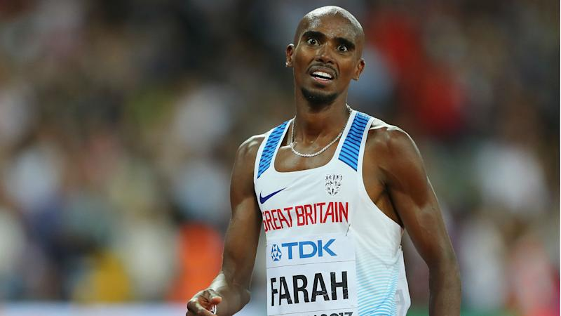Farah blasts media for 'trying to destroy' his achievements
