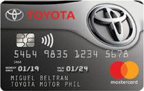 Best Co-Branded Credit Cards Philippines - Toyota Mastercard