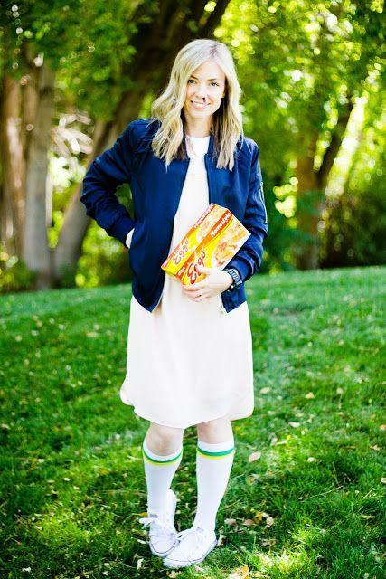 """<p>Teens with blonde hair won't even need a wig to dress like the powerful leading lady in Netflix's original series—but they <em>will </em>need Eggo waffles.</p><p><strong>Get the tutorial at <a href=""""http://www.doityourselfdivas.com/2016/10/diy-eleven-costume-from-stranger-things.html"""" rel=""""nofollow noopener"""" target=""""_blank"""" data-ylk=""""slk:Do It Yourself Divas"""" class=""""link rapid-noclick-resp"""">Do It Yourself Divas</a>.</strong></p><p><strong><a class=""""link rapid-noclick-resp"""" href=""""https://www.amazon.com/TINYHI-Womens-Sleeve-Tshirt-Casual/dp/B071CZPYLM/?tag=syn-yahoo-20&ascsubtag=%5Bartid%7C10050.g.22118522%5Bsrc%7Cyahoo-us"""" rel=""""nofollow noopener"""" target=""""_blank"""" data-ylk=""""slk:SHOP LIGHT PINK DRESS"""">SHOP LIGHT PINK DRESS</a></strong></p>"""