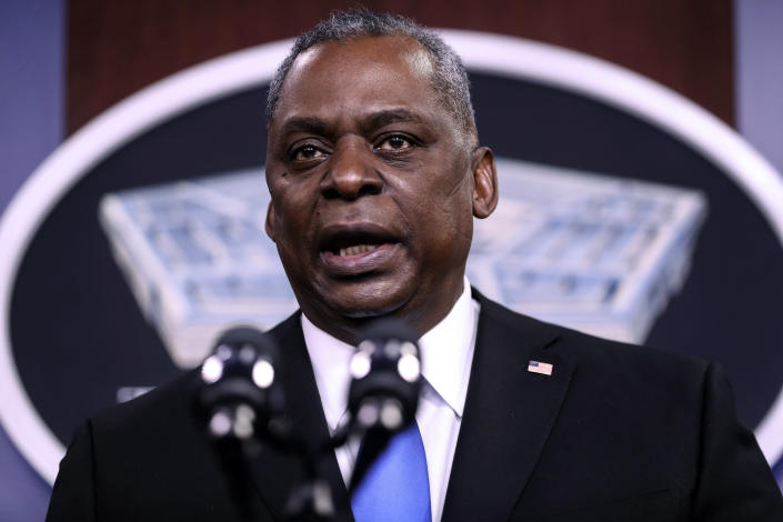 Defense Secretary Lloyd Austin is introducing a number of diversity and inclusion policies to the military.  (Oliver Contreras/The New York Times)