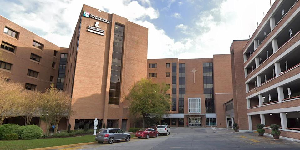 IMAGE: Our Lady of the Lake Regional Medical Center in Baton Rouge, La. (Google Maps)