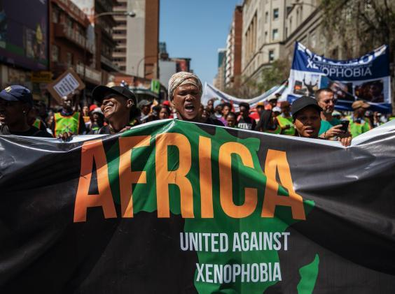 South Africa is a country actively reckoning with its past (Getty)
