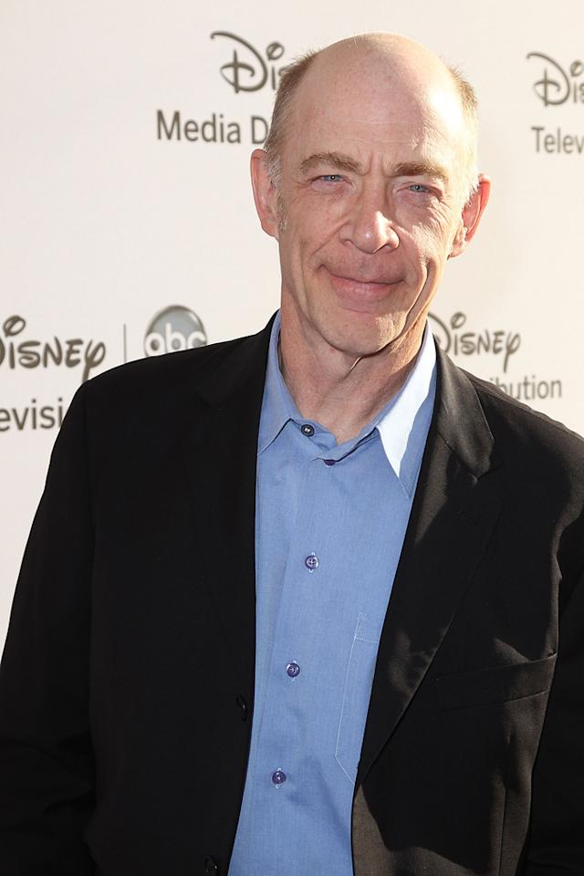 "J.K. Simmons (""The Family Tools"") attends the Disney Media Networks International Upfronts held at Walt Disney Studios on May 20, 2012 in Burbank, California."