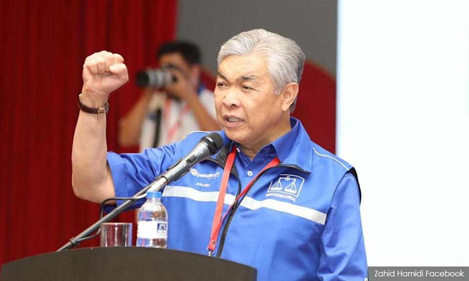 BN leaders: Zahid statement didn't reflect decision on Parliament sitting