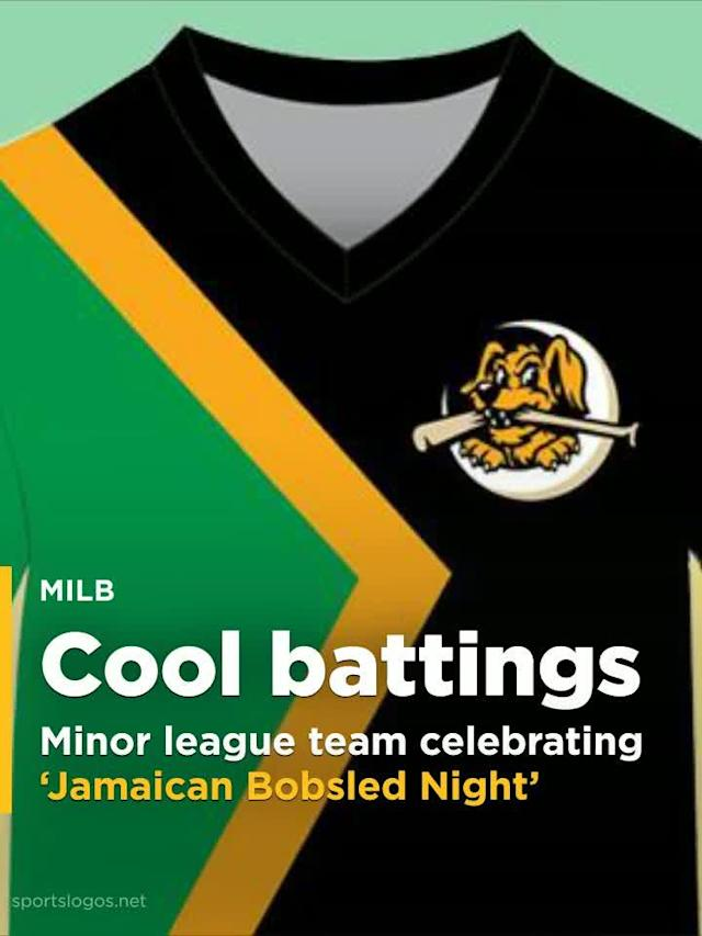 """Cool Runnings"" is turning 25 this year, and the Charleston RiverDogs, the single-A affiliate of the New York Yankees, have taken the lead in celebrating that anniversary."