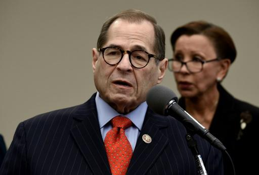 House Judiciary Committee Chairman Jerry Nadler, a longtime political nemesis of President Donald Trump, will lead the process to draw up articles of impeachment against him