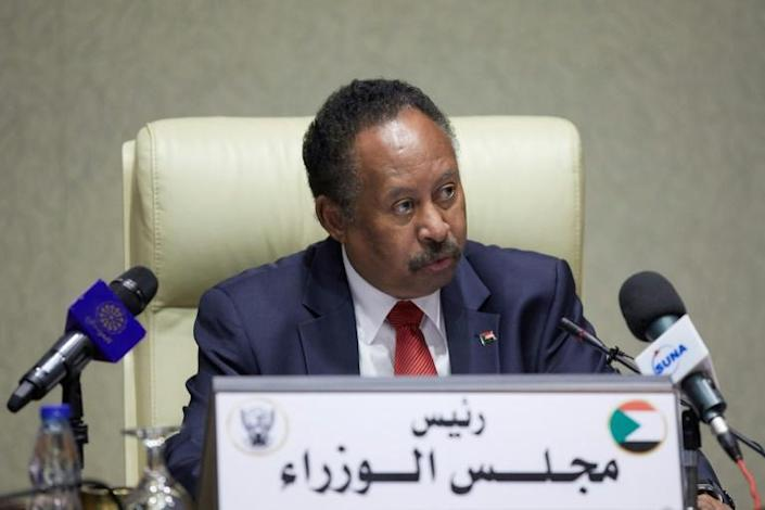 Prime Minister Abdalla Hamdok said the coup attempt was the 'latest manifestation of the national crisis', referring to deep divisions in Sudan (AFP/-)