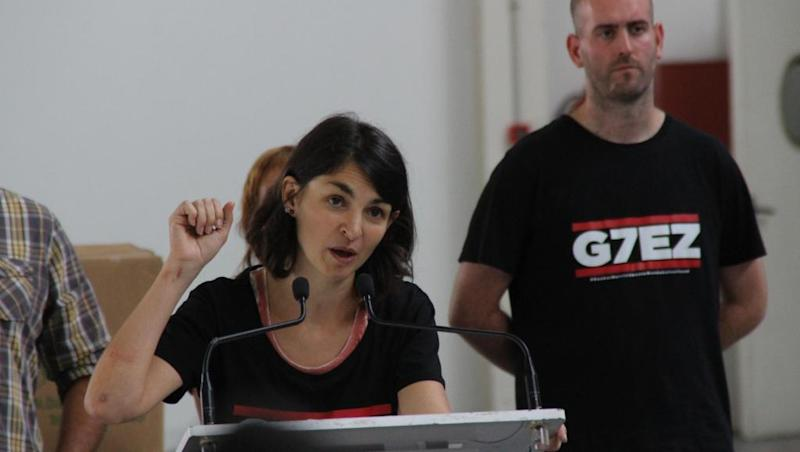 Anti-capitalist campaigners host 'G7 Alternative' in France's Basque Country