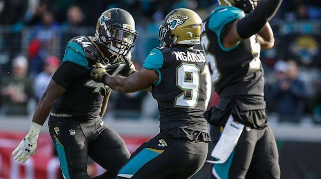 "<p>There are eight teams still alive in this NFL season and just 27 days until Super Bowl LII in Minneapolis.</p><p>Despite <a href=""http://www.espn.com/cfl/story/_/id/21994526/hamilton-tiger-cats-negotiating-contract-agreement-qb-johnny-manziel"" rel=""nofollow noopener"" target=""_blank"" data-ylk=""slk:Johnny"" class=""link rapid-noclick-resp"">Johnny </a><a href=""http://www.espn.com/cfl/story/_/id/21994526/hamilton-tiger-cats-negotiating-contract-agreement-qb-johnny-manziel"" rel=""nofollow noopener"" target=""_blank"" data-ylk=""slk:Manziel"" class=""link rapid-noclick-resp"">Manziel</a><a href=""http://www.espn.com/cfl/story/_/id/21994526/hamilton-tiger-cats-negotiating-contract-agreement-qb-johnny-manziel"" rel=""nofollow noopener"" target=""_blank"" data-ylk=""slk:news circulating"" class=""link rapid-noclick-resp""> news circulating</a>, we'll focus the Huddle on American football on this frigid (at least for our Northeastern readers) Monday. Here was my immediate reaction from all four of wild-card games, setting the table for this year's divisional round.</p><p><strong>Titans 22, Chiefs 21: </strong>An interesting point <a href=""https://twitter.com/smartfootball/status/950071149794340865"" rel=""nofollow noopener"" target=""_blank"" data-ylk=""slk:brought up by Smart Football's Chris Brown"" class=""link rapid-noclick-resp"">brought up by Smart Football's <strong>Chris Brown</strong></a>: A day after the Titans squeezed by Kansas City, partially on the heels of a once and a lifetime circus play by <strong>Marcus </strong><strong>Mariota</strong>, team ownership confirmed that head coach <strong>Mike </strong><strong>Mularkey</strong> would be back for another season. Brown wondered: ""How impactful on Mariota's career—and in which direction—was his second half performance?"" Tennessee ownership let Mularkey twist in the wind leading up to Black Monday and paid the price. Now, for better or worse, they'll sit out another coaching carousel while some bright offensive minds get jobs elsewhere.</p><p><strong>Falcons 26, Rams 13: </strong>The Falcons now ride into Philadelphia with their defense in top form. The Eagles don't have<strong> Carson </strong><strong>Wentz</strong> and <strong>Dan Quinn</strong>'s unit just held <strong>Sean </strong><strong>McVay's</strong> prolific offense to just one touchdown. Seeing them make it back to the NFC championship game would be fascinating, and only strengthen Quinn's case for <a href=""https://www.si.com/nfl/2018/01/07/falcons-rams-dan-quinn-2018-nfl-playoffs-nfc-wild-card"" rel=""nofollow noopener"" target=""_blank"" data-ylk=""slk:coach of the year given the horrific scenario"" class=""link rapid-noclick-resp"">coach of the year given the horrific scenario </a>his team endured in the Super Bowl last year.</p><p><strong>Jaguars 10, Bills 3: </strong><strong>Todd Wash</strong>'s defense is that good. While it was sad to see the freewheeling, table-smashing Bills fan base go home, the Jaguars are one of the most enticing clubs remaining in the playoffs for fans looking to latch onto a temporary storyline. It will be interesting to see how Pittsburgh handles this unit a second time around. On Oct. 8, Jacksonville pounded the Steelers, 30-9. <strong>Ben </strong><strong>Roethlisberger</strong> threw five interceptions. Despite taking New England to the 12th round a few weeks ago, the Steelers are nowhere near as automatic on offense as they should be (especially with <strong>Antonio Brown</strong> a question mark). That game will be fascinating.</p><p><strong>Saints 31, Panthers 26: </strong><strong>Alvin </strong><strong>Kamara</strong> put up fewer than 40 total yards, but that <strong>Drew </strong><strong>Brees</strong> guy isn't bad. Outside of New England, the Saints are the most explosive offense left in the postseason. While they lose the comfort of the SuperDome, they come into next weekend's matchup against the Vikings a far different team than the one that was upended by Sam Bradford in the season opener. </p><p><b><i>Not getting this newsletter in your inbox yet?</i></b> <a href=""https://www.si.com/static/newsletter/signup"" rel=""nofollow noopener"" target=""_blank"" data-ylk=""slk:Join The MMQB's Morning Huddle"" class=""link rapid-noclick-resp""><i>Join The MMQB's Morning Huddle</i></a><i>.</i></p><h3><strong>HOT READS</strong></h3><p><b>NOW ON THE MMQB: </b>Have the Panthers <a href=""https://www.si.com/nfl/2018/01/07/saints-panthers-cam-newton-ron-rivera-2018-nfl-playoffs"" rel=""nofollow noopener"" target=""_blank"" data-ylk=""slk:squandered Cam Newton's prime"" class=""link rapid-noclick-resp"">squandered <strong>Cam Newton's</strong> prime</a>? . . . Jonathan Jones on <strong>Blake Bortles </strong><a href=""https://www.si.com/nfl/2018/01/07/jaguars-bills-blake-bortles-nfl-playoffs-2018-afc-wild-card"" rel=""nofollow noopener"" target=""_blank"" data-ylk=""slk:doing just enough to get by"" class=""link rapid-noclick-resp"">doing just enough to get by</a> . . . A good question from Richard Deitsch: <a href=""https://www.si.com/tech-media/2018/01/07/jon-gruden-raiders-espn-monday-night-football"" rel=""nofollow noopener"" target=""_blank"" data-ylk=""slk:Will ESPN go at Jon Gruden when he's a head coach"" class=""link rapid-noclick-resp"">Will ESPN go at <strong>Jon Gruden </strong>when he's a head coach</a>?</p><p><b>LATER TODAY: </b>The Monday Morning Quarterback: America's finest football column . . . A pair of strong reads from Robert Klemko. I won't spoil the subjects, but be sure to carve out some time on Monday . . . Albert Breer on the Georgia Bulldogs, the next NFL draft factory. </p><p><b>WHAT YOU MAY HAVE MISSED: </b>Kalyn Kahler on the Solder family's heartbreaking, yet <a href=""https://www.si.com/nfl/2018/01/04/nate-solder-cancer"" rel=""nofollow noopener"" target=""_blank"" data-ylk=""slk:inspiring battle with cancer"" class=""link rapid-noclick-resp"">inspiring battle with cancer</a> . . . Sports Illustrated True Crime: Jenny Vrentas and Klemko <a href=""https://www.si.com/longform/true-crime/tom-brady-patriots-super-bowl-jersey-thief-mmqb/index.html"" rel=""nofollow noopener"" target=""_blank"" data-ylk=""slk:track down the Tom Brady jersey thief"" class=""link rapid-noclick-resp"">track down the <strong>Tom Brady </strong>jersey thief</a>.</p><h3><b>PRESS COVERAGE</b></h3><p><strong>1</strong>. A late-breaking story Sunday, something we'll certainly be discussing this week. Jaguars defensive end <strong>Yannick Ngakoue</strong> said of Bills guard <strong>Richie Incognito </strong>on Twitter: ""Great win to day! And 64, you goin have to come harder than some weak racist slurs. I'm proud of my African heritage, as are 70% of the other Black players in this league. #Iaintjonathanmartin."" Incognito's use of racial slurs was documented during the <strong>Jonathan Martin</strong> bullying scandal back in 2014. The league's report on their investigation <a href=""http://63bba9dfdf9675bf3f10-68be460ce43dd2a60dd64ca5eca4ae1d.r37.cf1.rackcdn.com/PaulWeissReport.pdf"" rel=""nofollow noopener"" target=""_blank"" data-ylk=""slk:can be found here"" class=""link rapid-noclick-resp"">can be found here</a>. We've reached out to the NFL for comment as well, and will certainly have more to come today. </p><p><strong>2. </strong> The Packers' decision to name <strong>Brian Gutekunst</strong> as their next general manager followed <a href=""http://profootballtalk.nbcsports.com/2018/01/07/mccarthy-rodgers-get-their-wish-russ-ball-wont-be-g-m-in-g-b/"" rel=""nofollow noopener"" target=""_blank"" data-ylk=""slk:months of reported palace intrigue"" class=""link rapid-noclick-resp"">months of reported palace intrigue</a>. It will be interesting to see how some of their talented evaluators and administrators, like <strong>Russ Ball</strong> and <strong>Eliot Wolf</strong>,respond to the move. </p><p><b>3. Teryl Austin </b>is long overdue for a head coaching gig, but at least he's landed on his feet. The former Lions defensive coordinator will accept the <a href=""http://www.nfl.com/news/story/0ap3000000904178/article/bengals-in-negotiations-to-hire-teryl-austin-as-dc"" rel=""nofollow noopener"" target=""_blank"" data-ylk=""slk:same role under Marvin Lewis"" class=""link rapid-noclick-resp"">same role under Marvin Lewis</a> with the Bengals.</p><p><b>4.</b> <strong>Antonio Brown </strong>spent the weekend training with . . . <a href=""http://www.espn.com/nfl/story/_/id/21993383/pittsburgh-steelers-wr-antonio-brown-getting-ready-chad-johnson"" rel=""nofollow noopener"" target=""_blank"" data-ylk=""slk:former Bengals"" class=""link rapid-noclick-resp"">former Bengals</a> wideout <strong>Chad Johnson</strong>?</p><p><strong>5. </strong>Jaguars head coach<strong> Doug Marrone </strong>continues the blunt <a href=""http://www.espn.com/blog/jacksonville-jaguars/post/_/id/24358/jaguars-survive-bills-and-blake-bortles-the-passer-for-first-playoff-win-since-07"" rel=""nofollow noopener"" target=""_blank"" data-ylk=""slk:assessments of his offense"" class=""link rapid-noclick-resp"">assessments of his offense</a><strong>.</strong></p><p>?</p><p><b>6. </b> The Titans' one hope heading into the playoffs? <strong>Derrick Henry </strong><a href=""https://www.profootballfocus.com/news/pro-pff-elite-stats-that-defined-the-wild-card-playoff-games"" rel=""nofollow noopener"" target=""_blank"" data-ylk=""slk:is a monster after contact"" class=""link rapid-noclick-resp"">is a monster after contact</a>. </p><p><strong>7. </strong>An interesting question from Danny Kelly at The Ringer: <a href=""https://www.theringer.com/2018/1/7/16859140/andy-reid-kansas-city-chiefs-titans-postseason-choker-narrative"" rel=""nofollow noopener"" target=""_blank"" data-ylk=""slk:What do we make of Andy Reid's coaching legacy"" class=""link rapid-noclick-resp"">What do we make of <strong>Andy Reid's</strong> coaching legacy</a>?</p><p><strong>8. </strong> More information is coming on this, but there are hard questions being asked as to whether the Panthers followed concussion <a href=""https://www.usatoday.com/story/sports/nfl/panthers/2018/01/07/cam-newton-concussion-protocol-carolina-panthers-nfl/1011890001/"" rel=""nofollow noopener"" target=""_blank"" data-ylk=""slk:protocol with Cam Newton after the quarterback absorbed a head shot in the second half"" class=""link rapid-noclick-resp"">protocol with <strong>Cam Newton</strong> after the quarterback absorbed a head shot in the second half</a>.</p><p><b>9. </b>For the dog lovers out there: Ravens tackle <strong>Ronnie Stanley </strong>is your new hero. A piece on his <a href=""https://www.simplemost.com/ravens-ronnie-stanley-adopted-dog-shelter/?llid=3JldV&utm_campaign=liquidsocial&utm_source=facebook&utm_medium=partner&utm_partner=liquidsocial&utm_content=pyOx"" rel=""nofollow noopener"" target=""_blank"" data-ylk=""slk:drive to adopt a pup no one wanted"" class=""link rapid-noclick-resp"">drive to adopt a pup no one wanted</a>. </p><p><strong>10. Elias Sports Bureau </strong>strikes again: This weekend's <strong>Tom Brady-Marcus Mariota </strong>tilt will be the largest age gap <a href=""https://twitter.com/ESPNStatsInfo/status/950215461194649600"" rel=""nofollow noopener"" target=""_blank"" data-ylk=""slk:between playoff QBs in NFL history"" class=""link rapid-noclick-resp"">between playoff QBs in NFL history</a> (16 years). </p><p><b><i>Have a story you think we should include in tomorrow's Press Coverage?</i></b> <span><i>Let us know here.</i></span></p><h3><b>THE KICKER</b></h3><p>A song for the Jaguars, who may be down and confused about their quarterback situation. In reality, <a href=""https://www.youtube.com/watch?v=SY4HI_vqf0c"" rel=""nofollow noopener"" target=""_blank"" data-ylk=""slk:the solution is simple"" class=""link rapid-noclick-resp"">the solution is simple</a>. </p><p><i>Question? Comment? Story idea?</i><i> Let the team know at </i><i><span>talkback@themmqb.com</span></i></p>"
